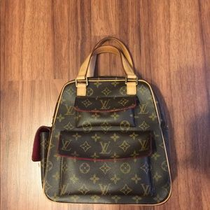 Louis Vuitton Monogram Excentri-Cité Bag